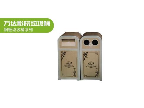 TY-CK021不锈钢垃圾桶